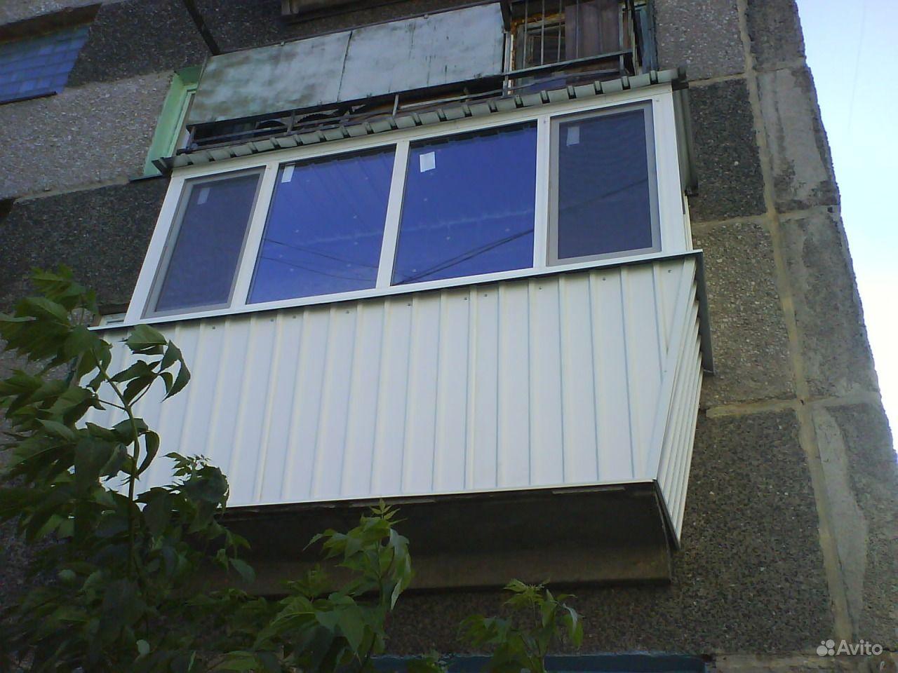 Утепление и отделка балконов,пластиковые окна..