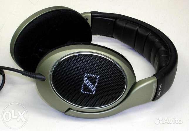 Продам мониторные наушники sennheiser hd 595 Новинка HD 595 занимает верх..