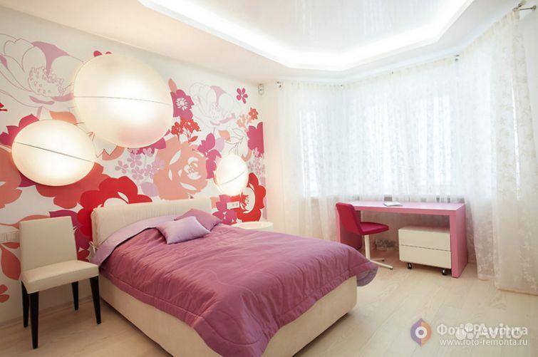 дизайн комнаты 12 кв.м фото для девушки
