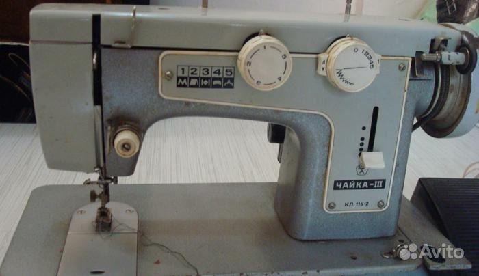 Ножная Швейная Машинка Инструкция Чайка