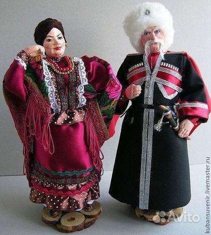 Костюм казачки выкройка 191