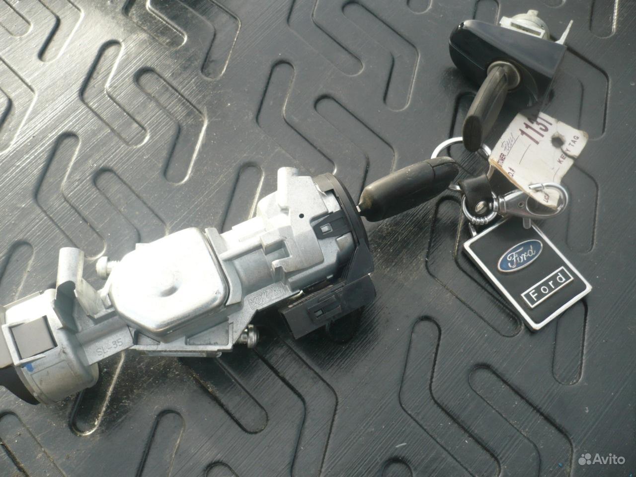 Форд фокус 2 замена замка зажигания и личинок 26 фотография