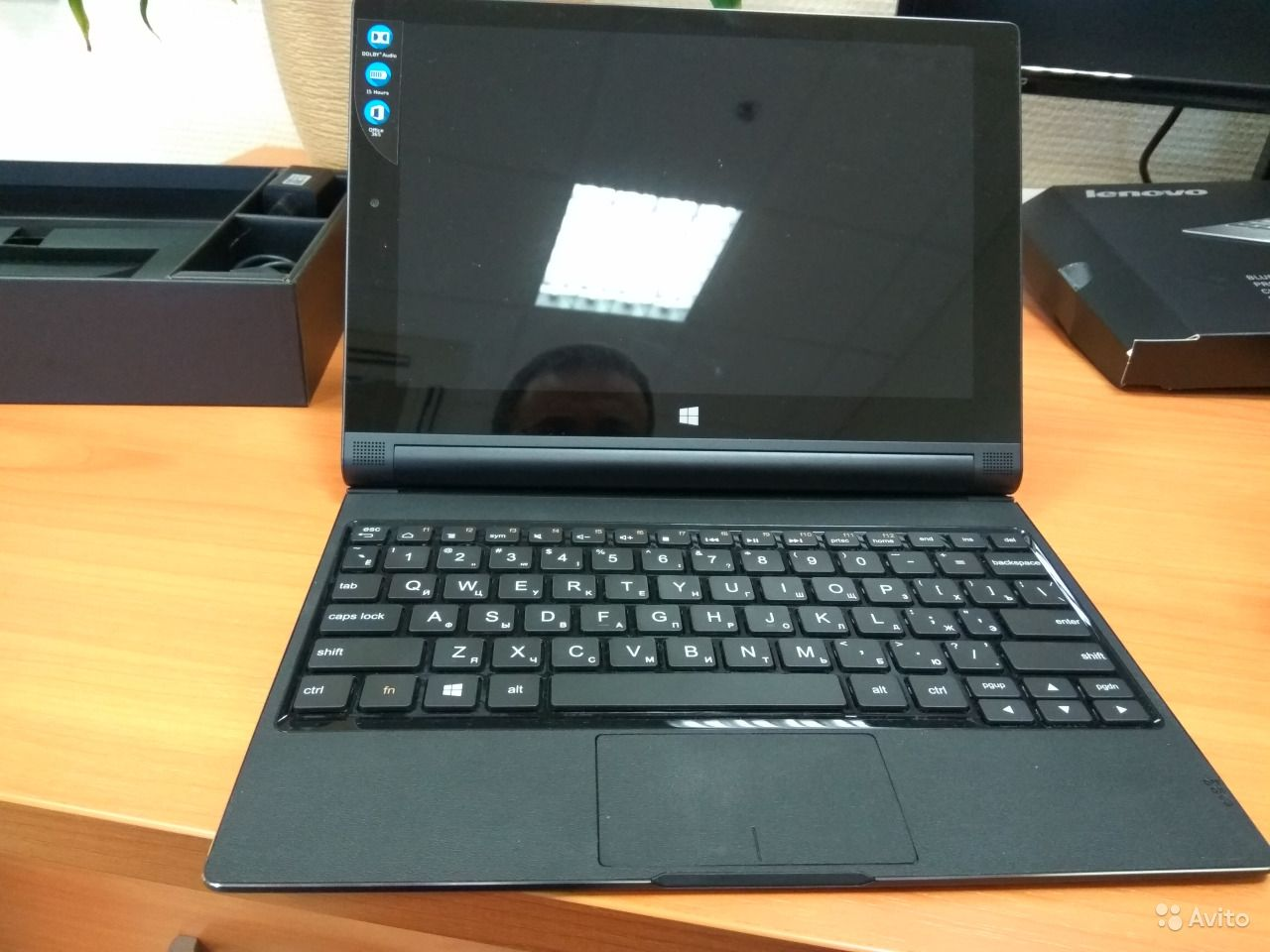 Планшет Lenovo Yoga Tablet 2 Windows.  Санкт-Петербург