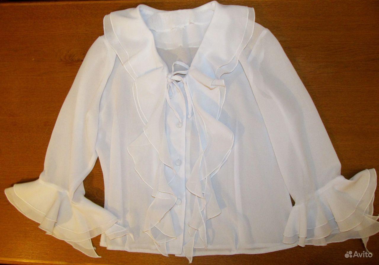 Блузка С Пышными Рукавами В Челябинске