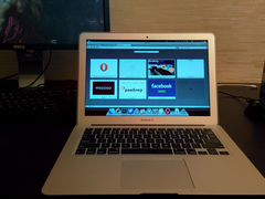 "Apple MacBook Air 13"" MD761 256gb ssd, IronMan"