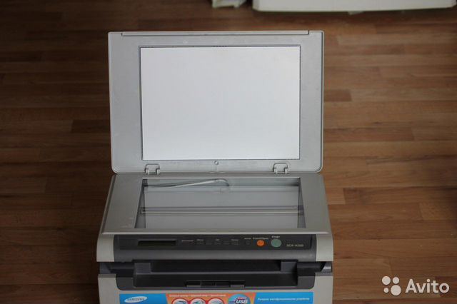 Принтер сканер ксерокс samsung scx 4200