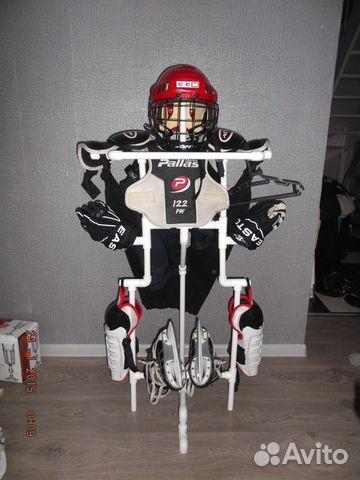 Как сделать своими руками хоккейную форму