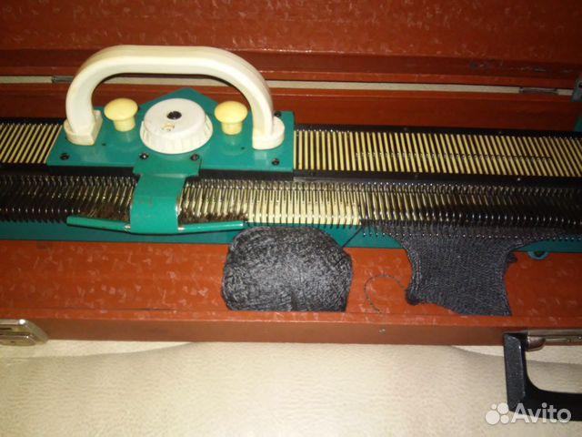 Вязальная машина северянка вязание