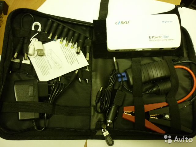 Пуско-зарядное устройство Carku E-Power Elite 44 4