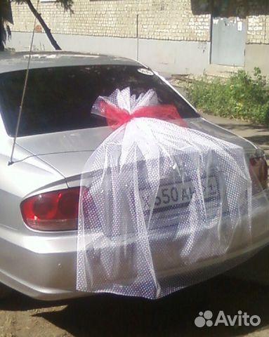 Фата на машину невесты купить в Саратовской области на Avito ...
