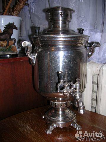 Самовар на Дровах купить в Мурманской - Avito ru