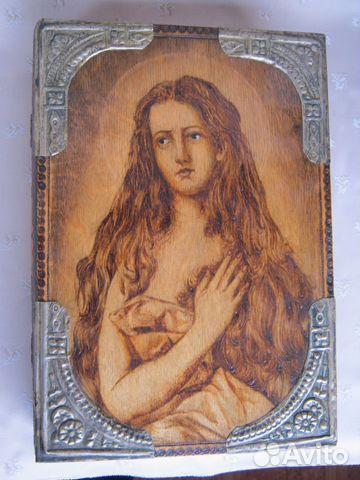 Шкатулка и книга Пролог 19 век купить 1