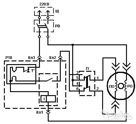 Стиральная машина волга 15а схема подключения