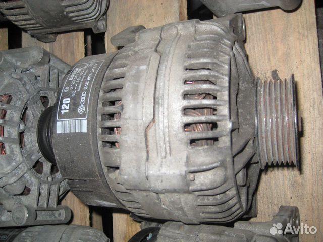 Ремонт генератора ауди а6 с5