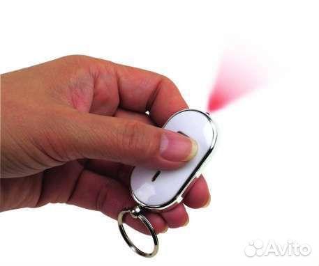 "Брелок ""найди ключи"" реагирует"