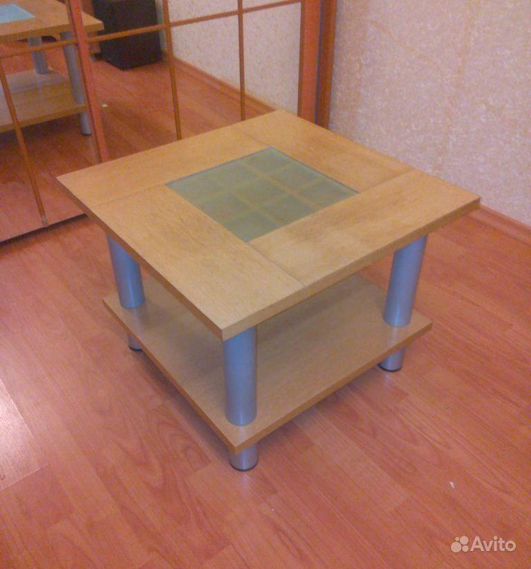 Журнальный столик бу