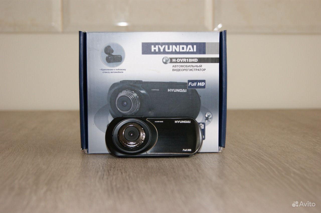 видеорегистратор hyundai h-dvr18hd отзывы