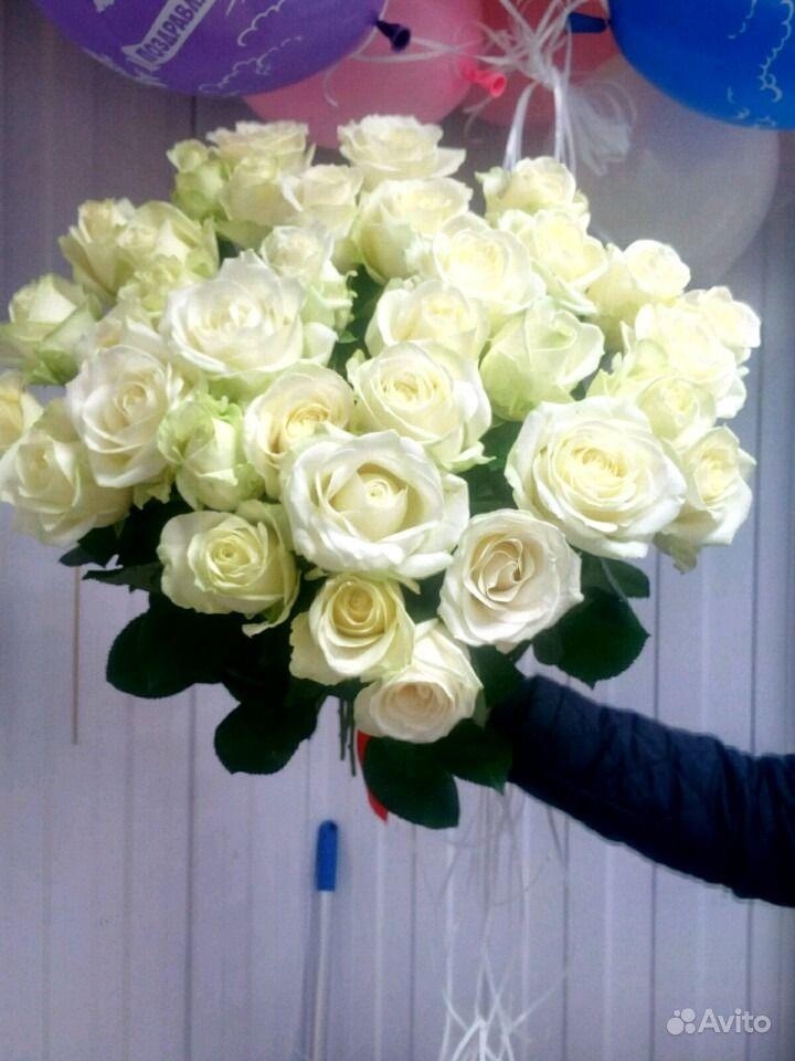 Свежие живые цветы купить на Зозу.ру - фотография № 5