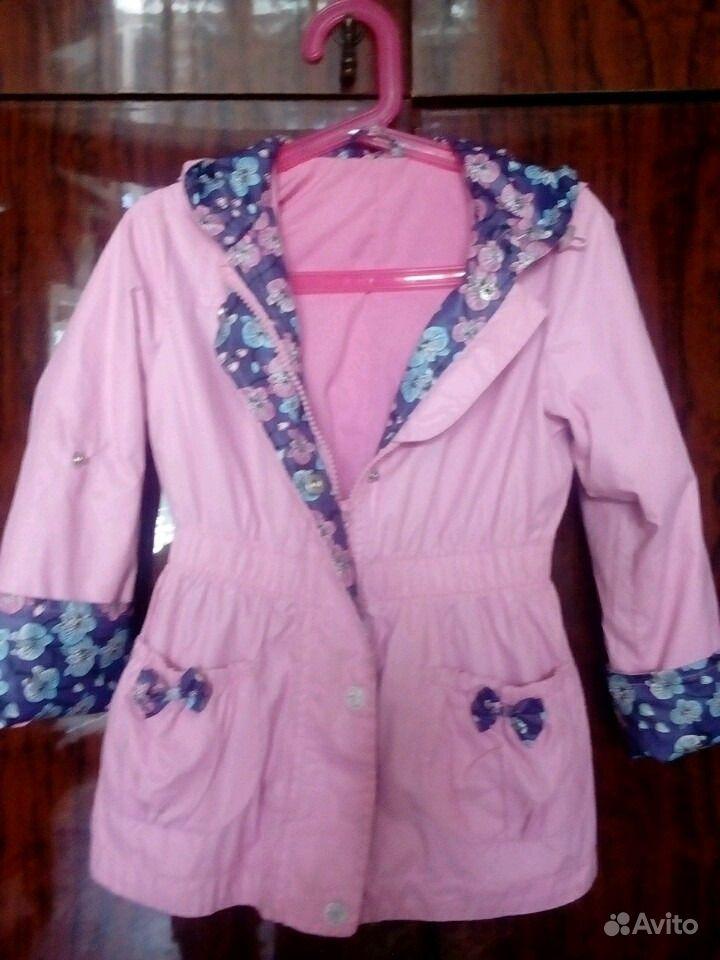 Одежда для девочки 4-6 лет   Festima.Ru - Мониторинг объявлений 99cb0964af3
