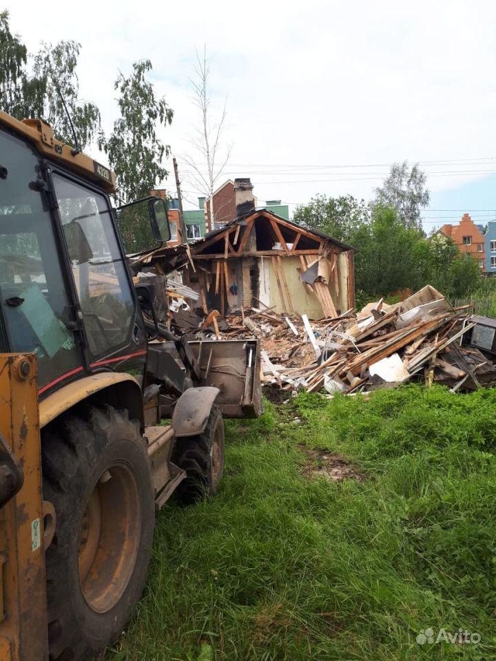 Демонтаж, снос, разборка купить на Вуёк.ру - фотография № 1