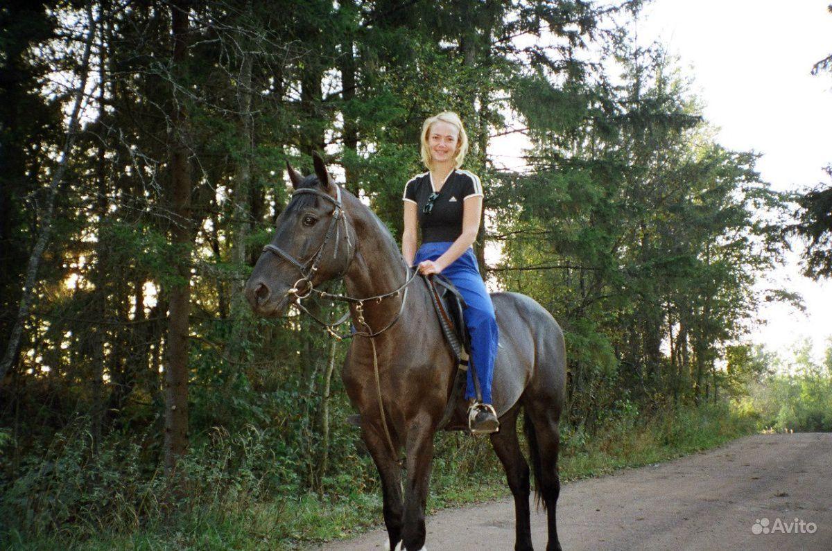 Конные прогулки и занятия верховой ездой купить на Вуёк.ру - фотография № 3