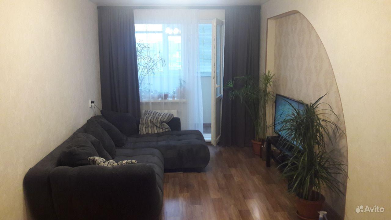 1-к квартира с просторной кухней, 34.9 м², 10/12 эт.