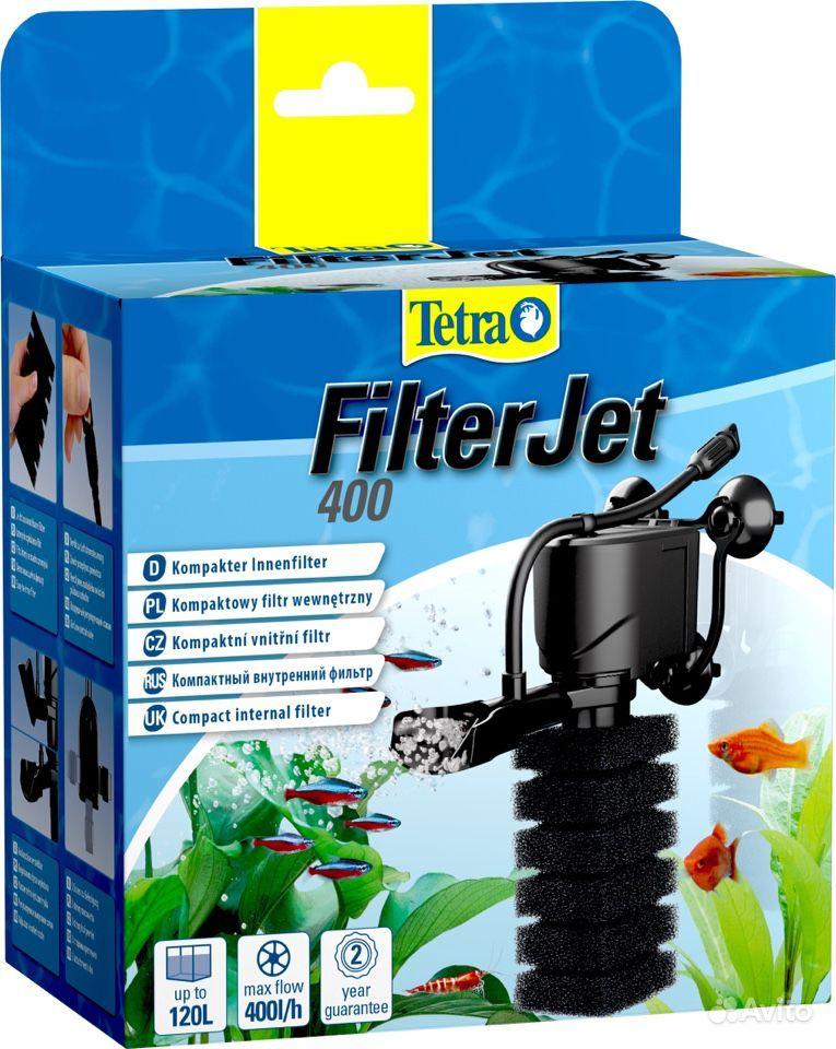 Аквариумный фильтр внутренний Tetra Jet 400 купить на Зозу.ру - фотография № 1