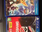 Ps4/игры/game/ratchet/driveclub