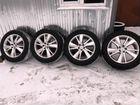 Комплект зимних колёс R20 Infiniti (Toyo) Enkei
