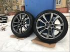 Комплект зимних колес мазда 6 оригинал
