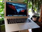 MacBook Air 13 ssd 256 Mid 2011