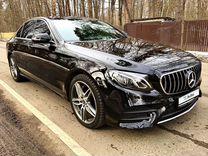 Mercedes-Benz E-класс, 2019, с пробегом, цена 3 250 000 руб.