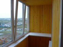 Остекление балконов в закамске остекление утепление балконов