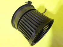 Моторчик печки Пежо 308 б/у мотор отопителя салона