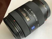 Объектив Sony Carl Zeiss 16-80 mm f/3.5-4.5 ZA