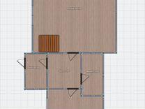 Дом 90 м² на участке 8 сот. — Дома, дачи, коттеджи в Тюмени