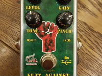 Басовый фуз Fuzz Against The Machine