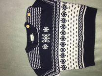 ced94a17df1 Теплый свитер на мальчика 74 размер