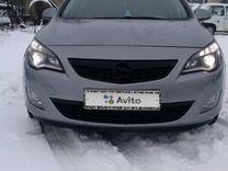 Opel Astra, 2010 г., Тула
