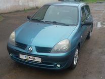 Renault Clio, 2004 г., Омск