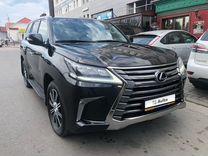 Lexus LX, 2016 г., Самара
