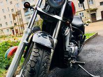 Honda steed VSE