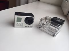 GoPro hero 3+ Black Edition (+ аксессуары)