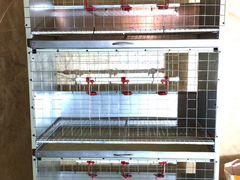 Клетка для бройлеров (батарея)