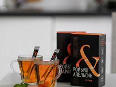Отборный чай в стиках Enerwood Sticks Ройбуш