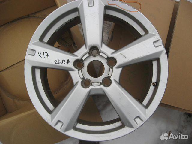 Диск колеса литой R17