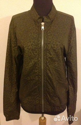 418511738d6 Гламурная мужская легкая куртка Zara леопард S купить в Москве на ...