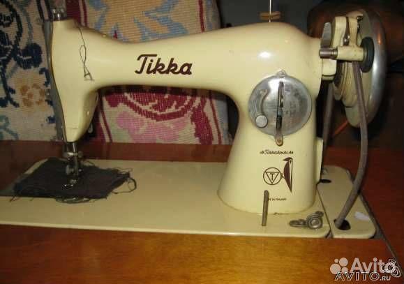 Картинки по запросу tikka швейная машинка