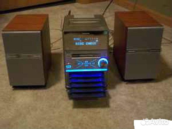 Купить музыкальный центр Panasonic SC-VKX8 EE-K