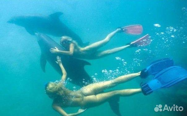 фото девушек в воде голых